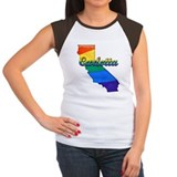 Carlotta, California. Gay Pride Tee