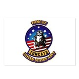 US - NAVY - Tomcat Postcards (Package of 8)