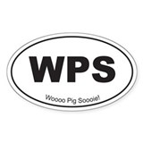 Black WPS Decal