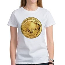 Wy-Gold Buffalo-Indian Tee