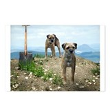 Two Working Terriers and Shov Postcards (Package o