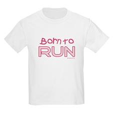 Unique Born run T-Shirt