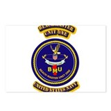 US - NAVY - BeachMaster Unit One Postcards (Packag