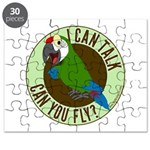 ICT,CYF Military Macaw Puzzle