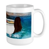 Bath Tub Mermaid Mug