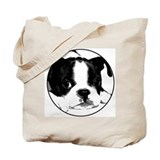 Cute Boston Tote Bag