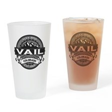 Vail Grey Drinking Glass
