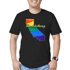 Healdsburg, California. Gay Pride T