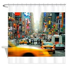 Times Square: No. 10 Shower Curtain