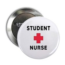 "Student Nurse 2.25"" Button (100 pack)"