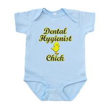 Dental Hygienist Chick Infant Bodysuit