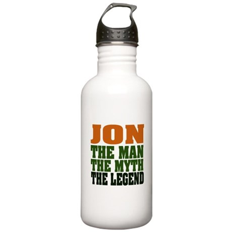JON - The Legend Stainless Water Bottle 1.0L