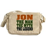 JON - The Legend Messenger Bag