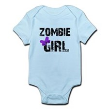 Zombie Girl Infant Bodysuit