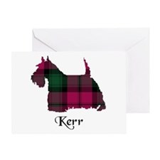 Terrier - Kerr Greeting Card