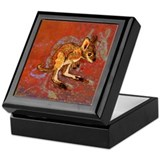 Kangaroo Joey Keepsake Box