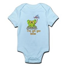 I've got you babe Infant Bodysuit
