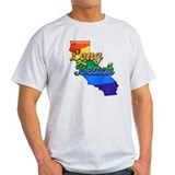 Long Beach, California. Gay Pride T-Shirt