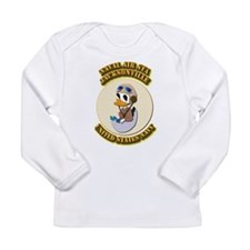 US - NAVY - Logo - NAS - Jacksonville Long Sleeve