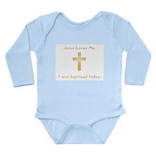 Baptism Body Suit