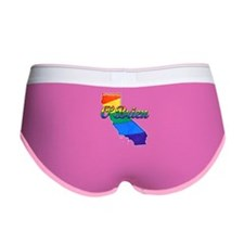 OBrien, California. Gay Pride Women's Boy Brief