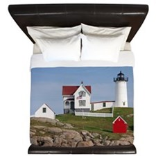 Nubble Light King Duvet