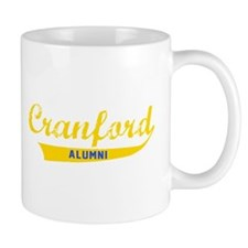 Cranford High Alumni Logo Coffee Mug