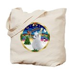XmasMusic 3/Am Eskimo #3 Tote Bag