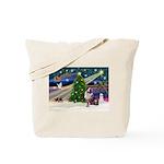 XmasMagic/Aussie (#1) Tote Bag