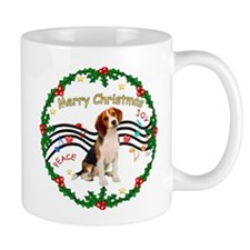 XmasMusic1MC/ Beagle Mug