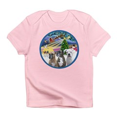 Xmas Magic / 3 Boxers Infant T-Shirt