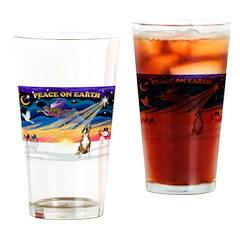 XmasSunrise/Boxer #! Drinking Glass