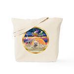 XmasStar/Cairn 4 Tote Bag