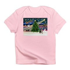 Xmas Magic & Chihuahua Infant T-Shirt