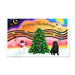 XmasMusic2/Shar Pei 22x14 Wall Peel