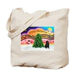 XmasMusic2/Shar Pei Tote Bag