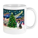 Xmas Magic & Collie Mug