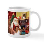 Santa's Collie Mug