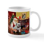Santa's white EBD Mug
