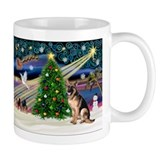 XmasMagic/G Shepherd 2 Mug
