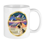 XmasStar/German Shepherd #13B Mug