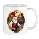 Santa's German Shepherd #14 Mug