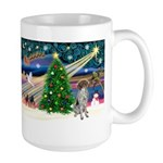 Xmas Magic/German SHP Large Mug