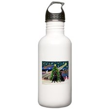 Xmas Magic & Lab PR Water Bottle