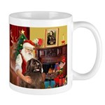 Santa's Newfoundland (br) Mug
