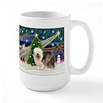 Xmas Magic & OES #5 Large Mug