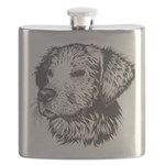 Santa's Pekingese (#1rd) Thermos Food Jar