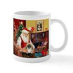 Santa's Pekingese (#1b) Mug