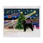 XmasMagic/PWD Throw Blanket
