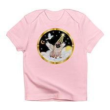 Night Flight/ Pug Infant T-Shirt